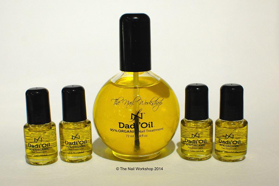 Dadi Oil at The Nail Workshop