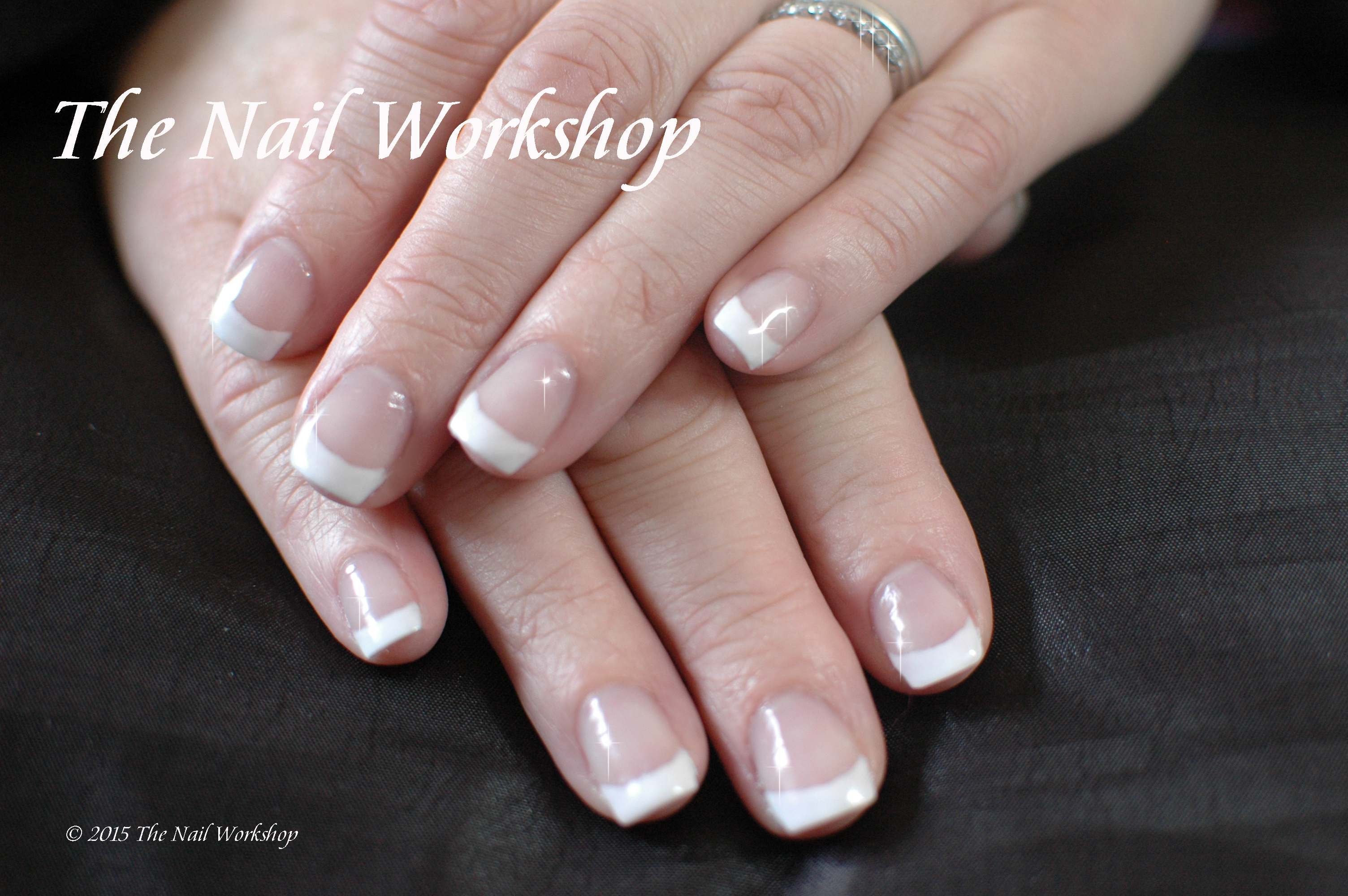 French Manicure Gallery at The Nail Workshop