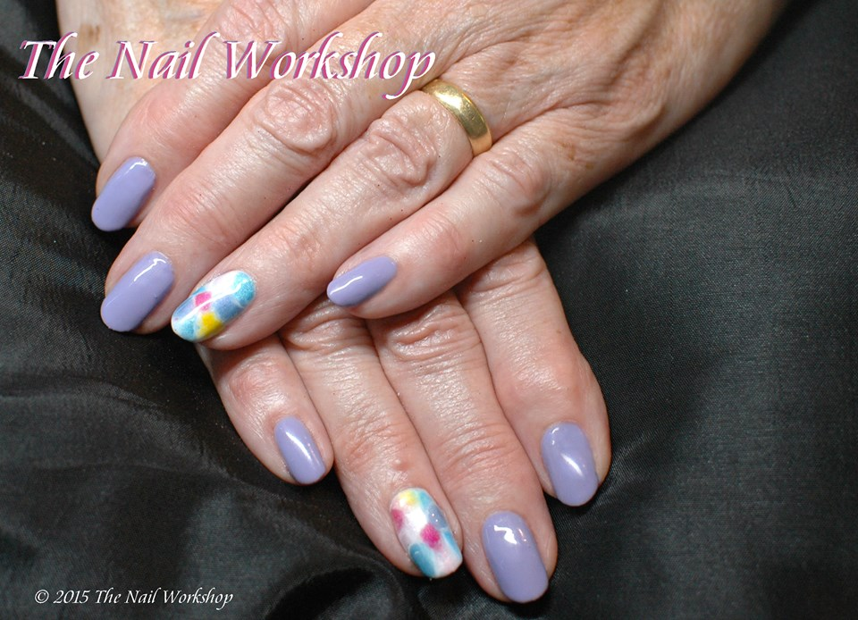 Gel II Bunny Hopping and Multi Coloured Additives1
