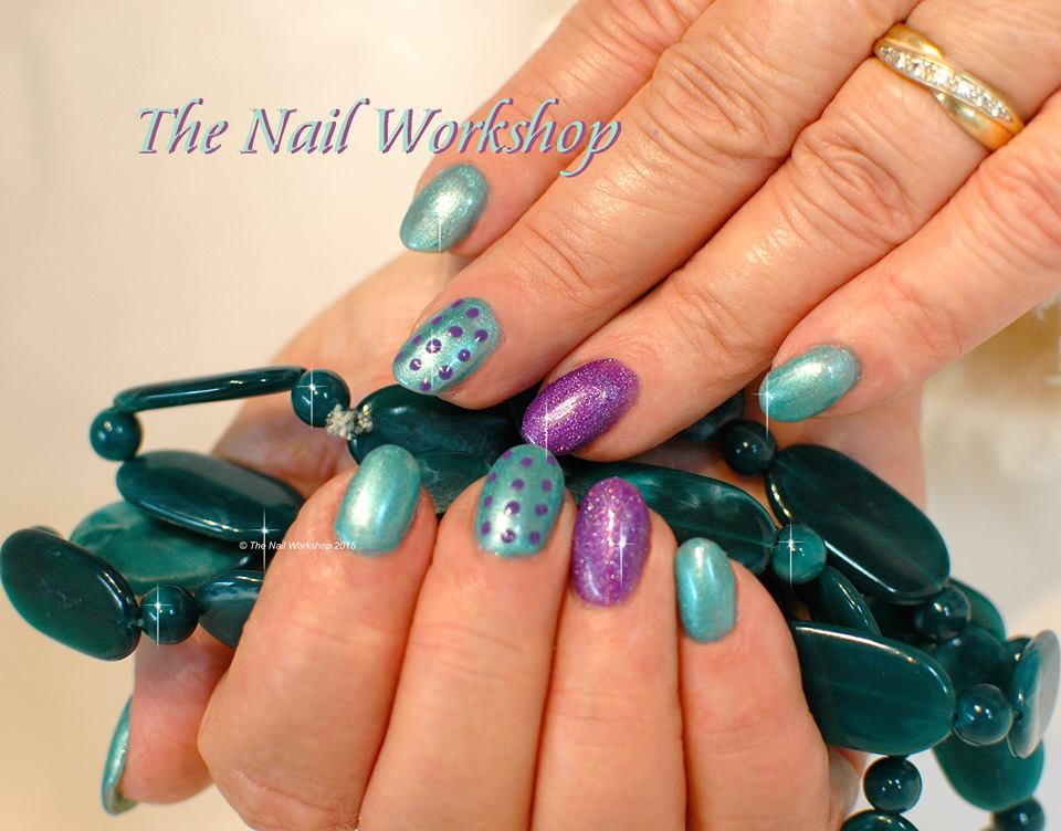 Gel II Deep Ocean and Layla Me