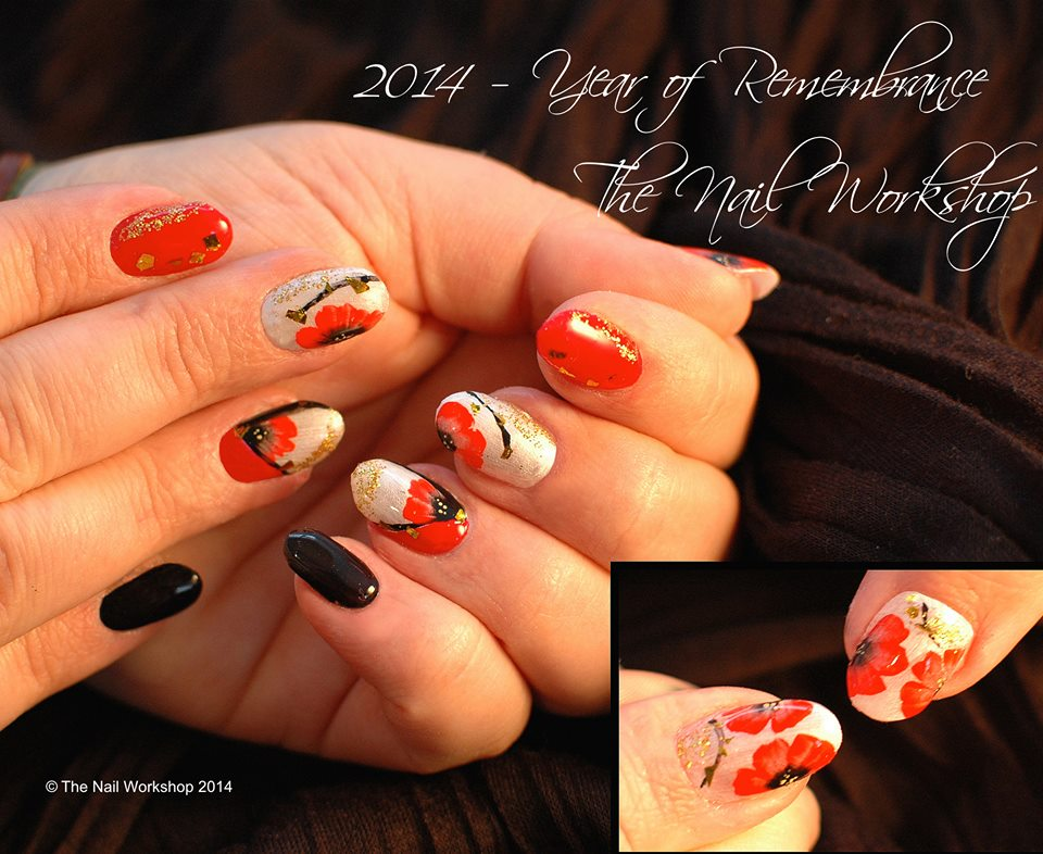 Gelish Poppy
