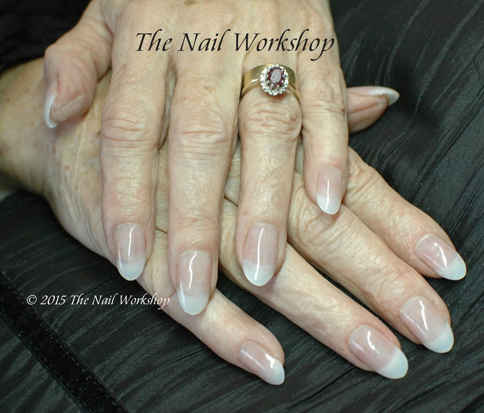 PrroHesion Acrylic Natural Nails