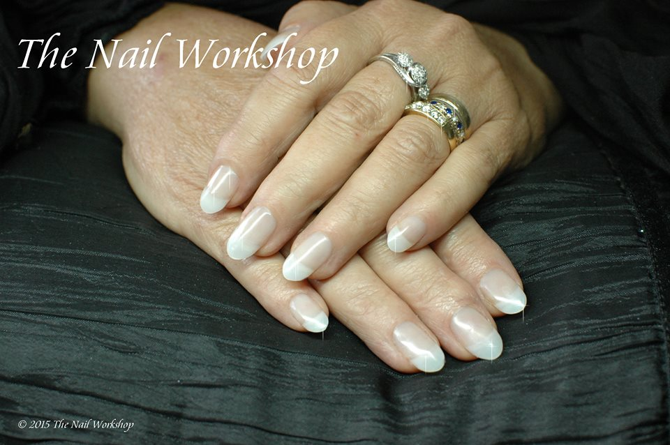 Fibreglass and Silk Wraps at The Nail Workshop