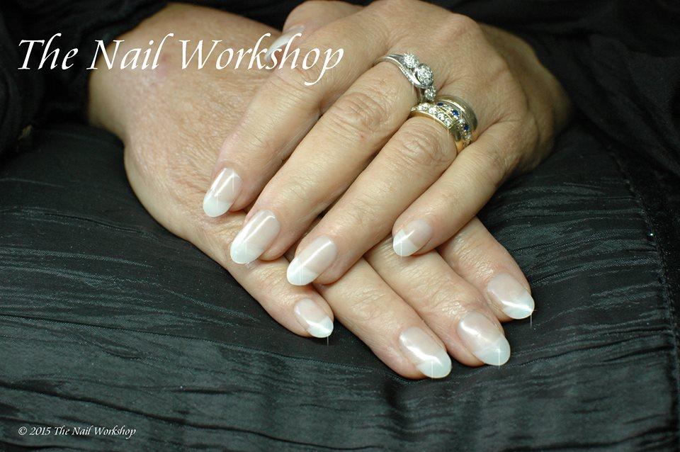 Silk Wrap Wedding Nails Wraps Natural