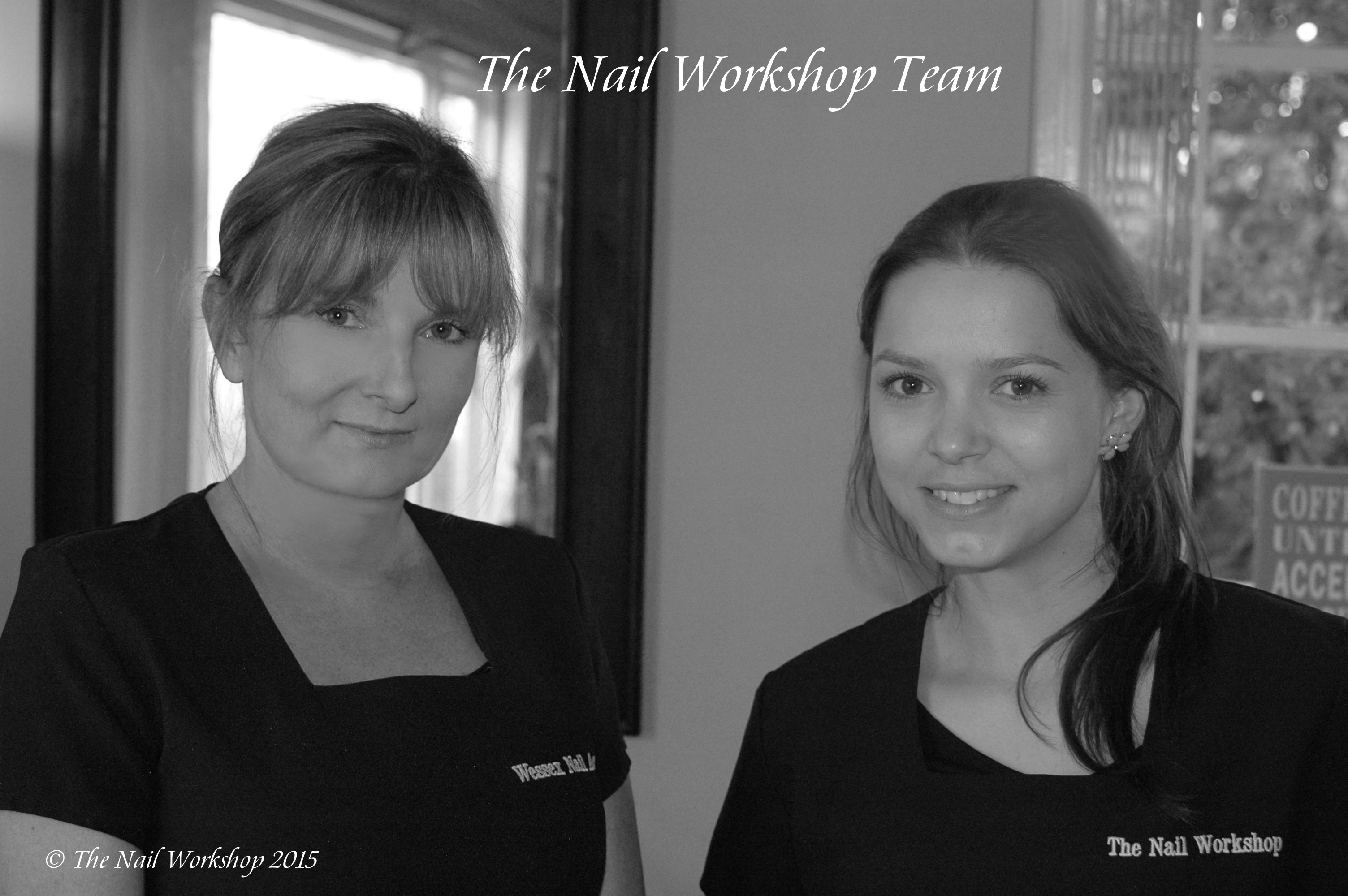 The New Nail Workshop Team 2015