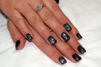 Black  Nails - Click here to enlarge this image
