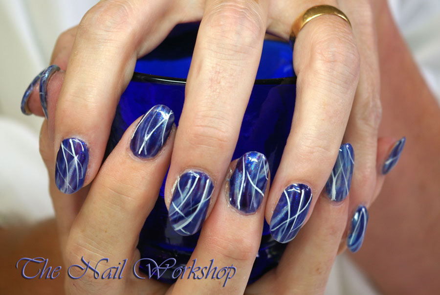Nail Art Designs Swirls Absolute Cycle