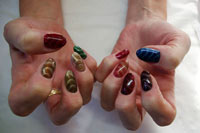 Lorraine's Nails - Click here to enlarge this image