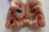 Sarah's Nails - Click here to enlarge this image