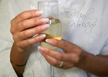 Wedding Nails by The Nail Workshop, Okeford Fitzpaine, Dorset